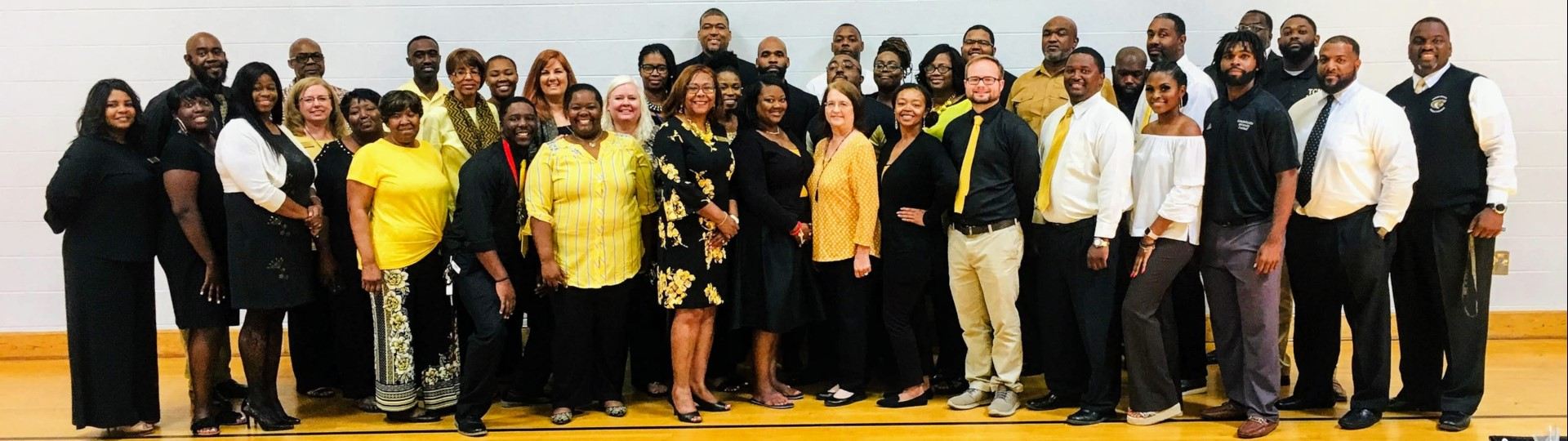 Twiggs County Middle High School Staff 2019-20