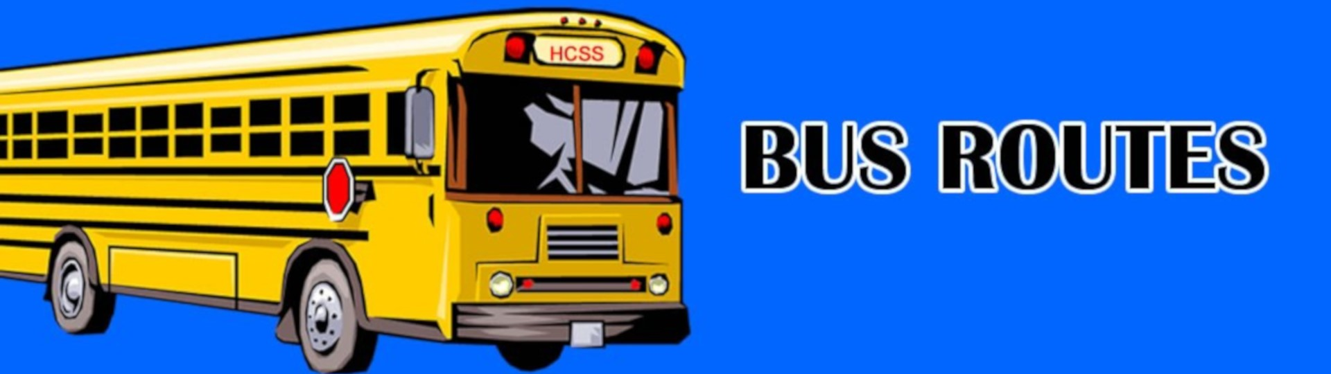 TCPS Bus Routes and Times